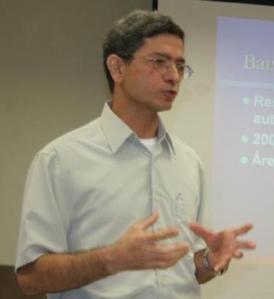 Secretário de Saúde, Vanderjackson Andrade. Foto: Divulgação/PMC