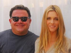 Léo Jaime e Fernanda Lima, a dupla do programa 'Amor & Sexo', da TV Globo. Foto: Divulgação/TV Globo